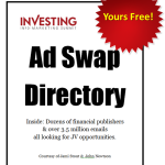 Discover dozens of financial publishers who are willing to do email swaps and joint ventures.