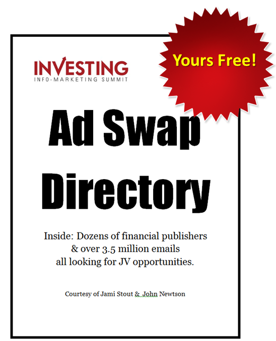 Financial Publishers Email Swap Directory