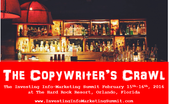 The Copywriters Crawl